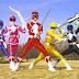 A origem secreta do show japonês que se tornou Power Rangers