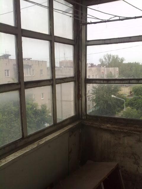 Старый балкон фото
