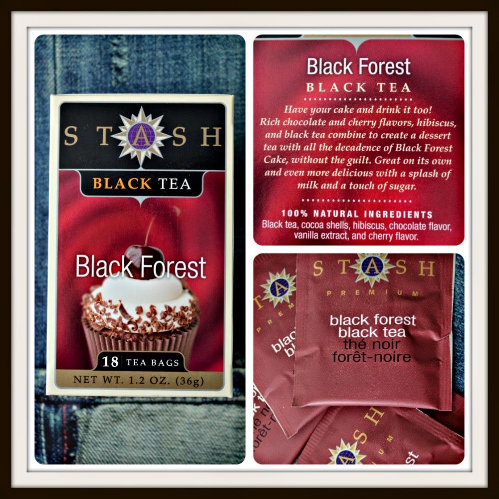 iHerb - Stash Black Forest Tea