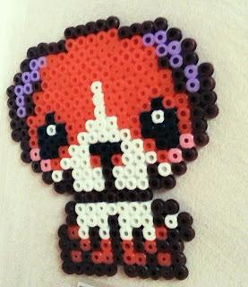 Hama Beads Doggie