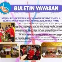 Jawatan kosong terkini di Yayasan Orang Kurang Upaya Kelantan YOKUK March 2014