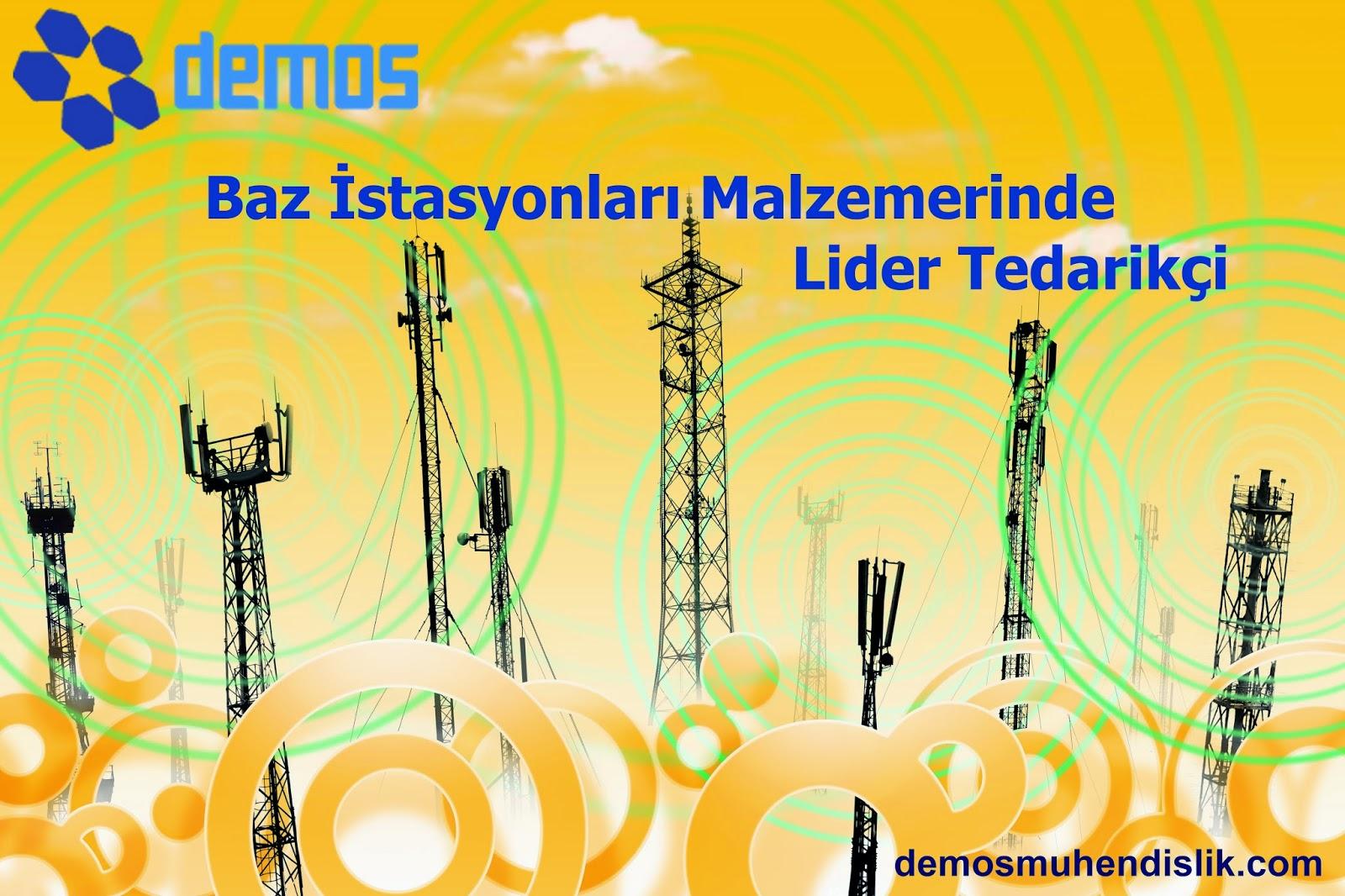 4G LTE baz istasyonu altyapısı ürünler gsm