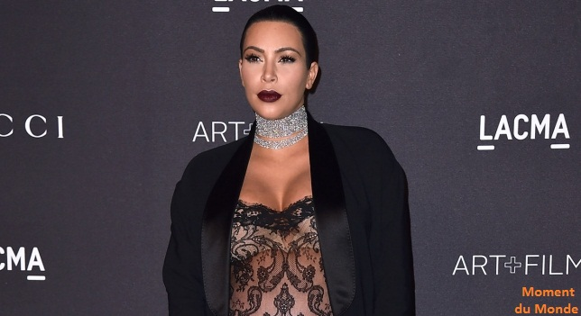 Kim Kardashian va subir sept opérations pour retirer 24 kilos, qu'elle a acquis pendant sa grossesse