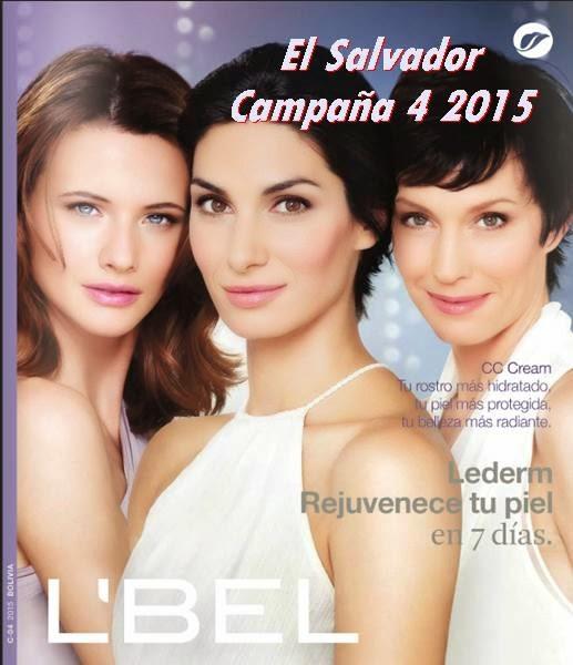 LBel El Salvador catalogo 4 2015