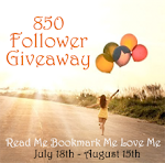 Read Me Bookmark Me love Me:850 followers giveaway