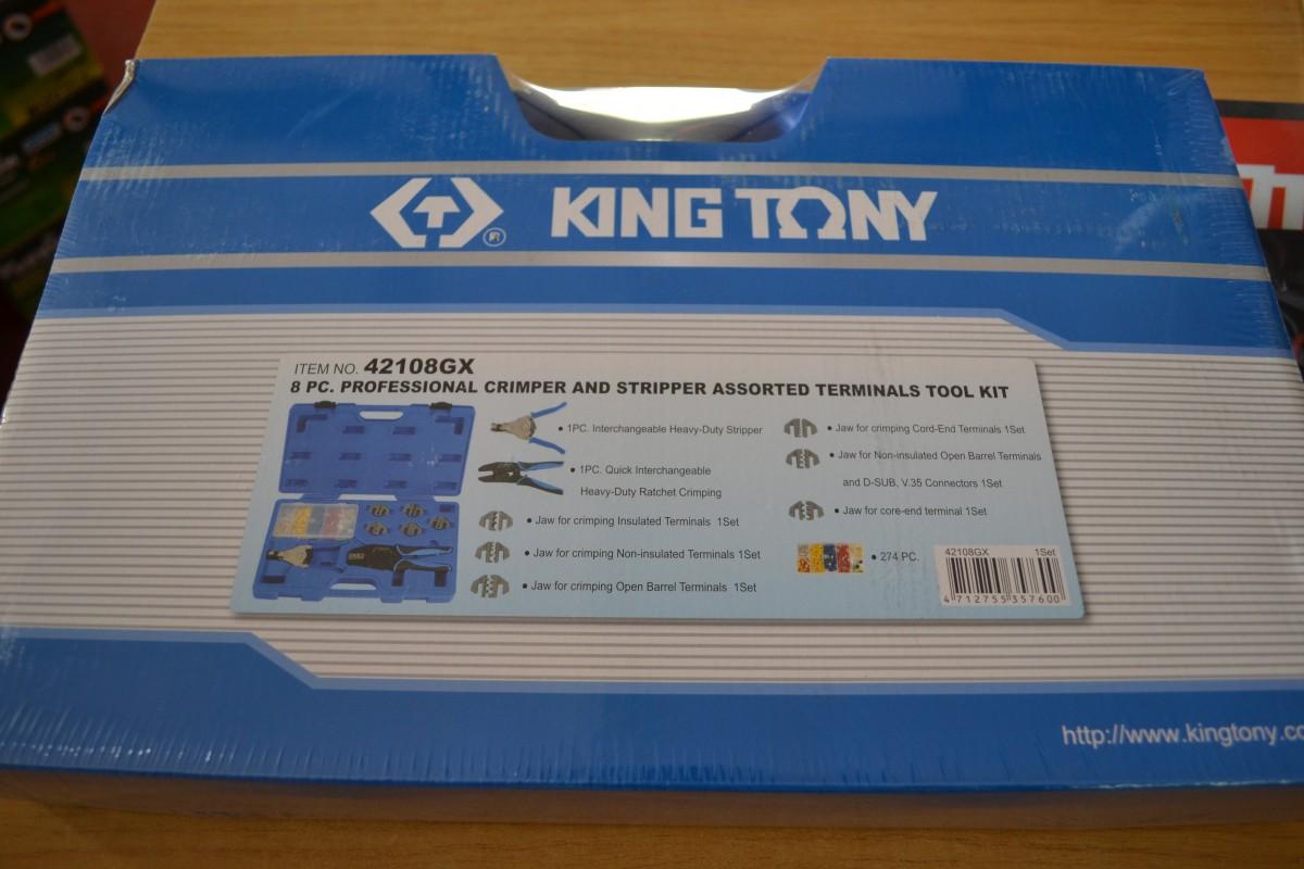 herramienta KING TONY