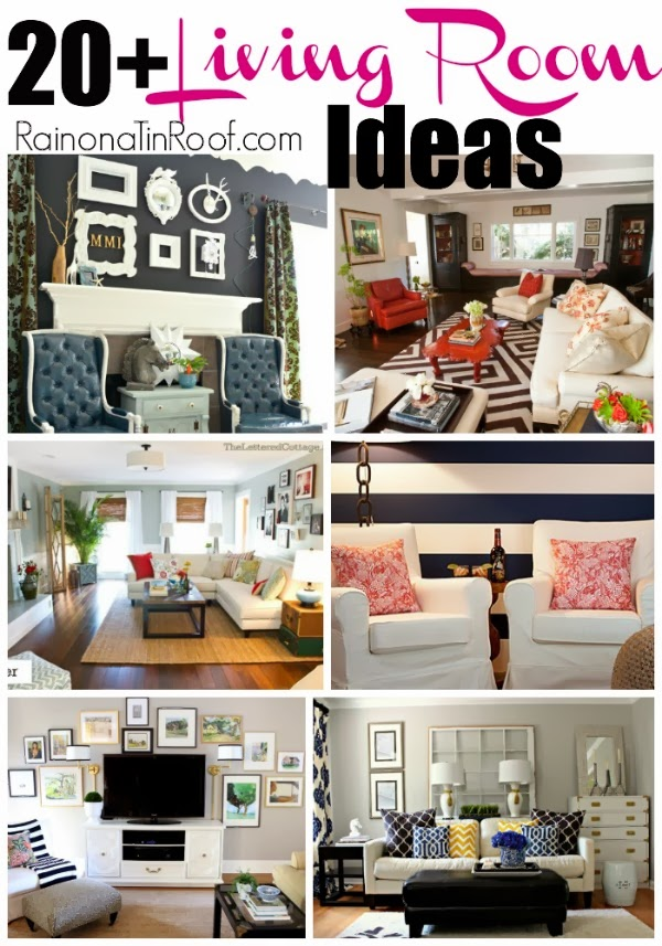 20+ Living Room Ideas