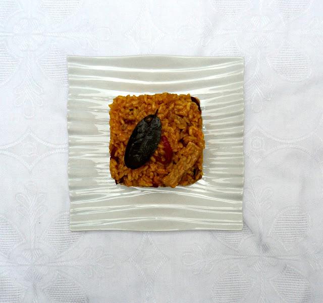 receta casera arroz, lomo, olla rápida, fc