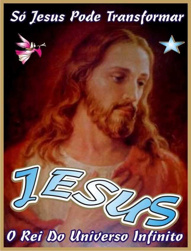 Só Jesus Tem Poder De Transformar Algo