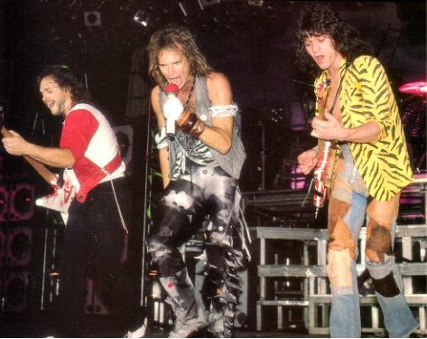 Van Halen - Cow Palace, San Francisco, 11 May 1984 bootleg live mp3 ...
