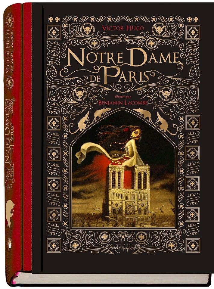 Notre-Dame de Paris - Victor Hugo Nd4