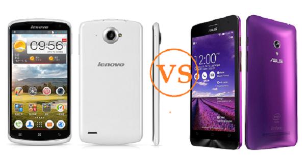 Perbandingan Asus Zenfone 5 dan Lenovo s920, dari Berbagai Segi