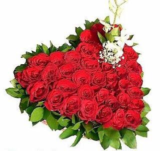 bunga valentine tangerang