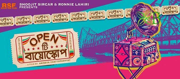 Open Tee Bioscope 2015, Bengali Movie