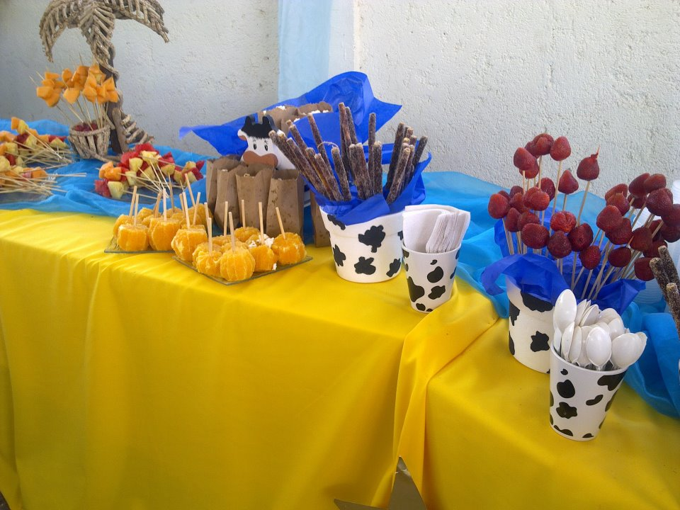 Tulunamaya fiesta tematica woody - Fiesta infantil tematica ...