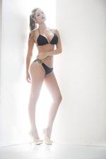 Vanessa David Lingerie Preta