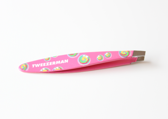 Pinza mini slant de Tweezerman