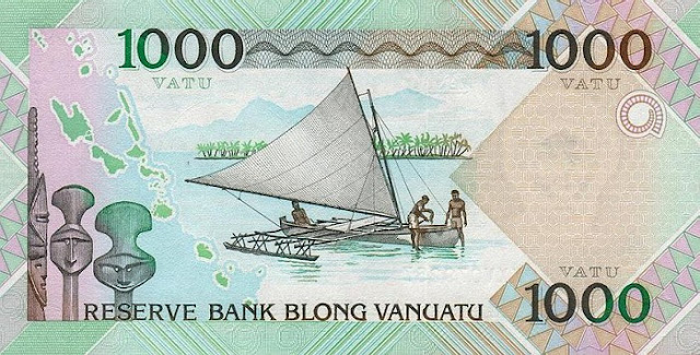 vatu domestic currency of Vanuatu australia