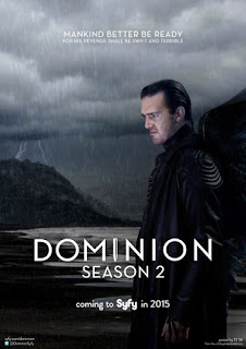 Dominion (2014) Temporada 2