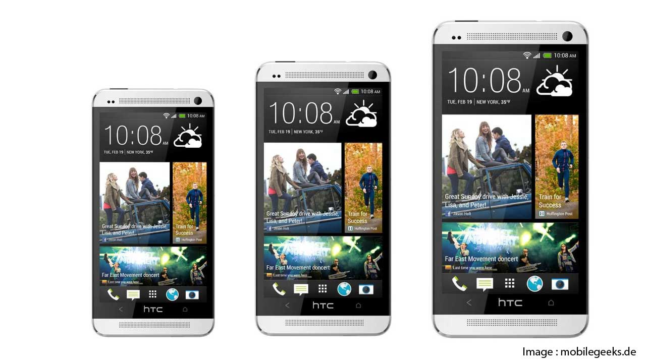 HTC One Mini Smartphone with High Quality