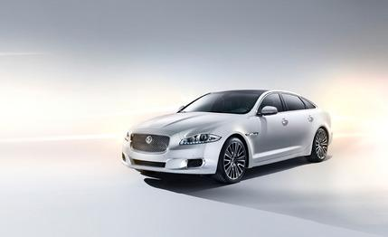 Jaguar Launches Limited Edition XJ Ultimate For 2013 [Beijing Auto Show]