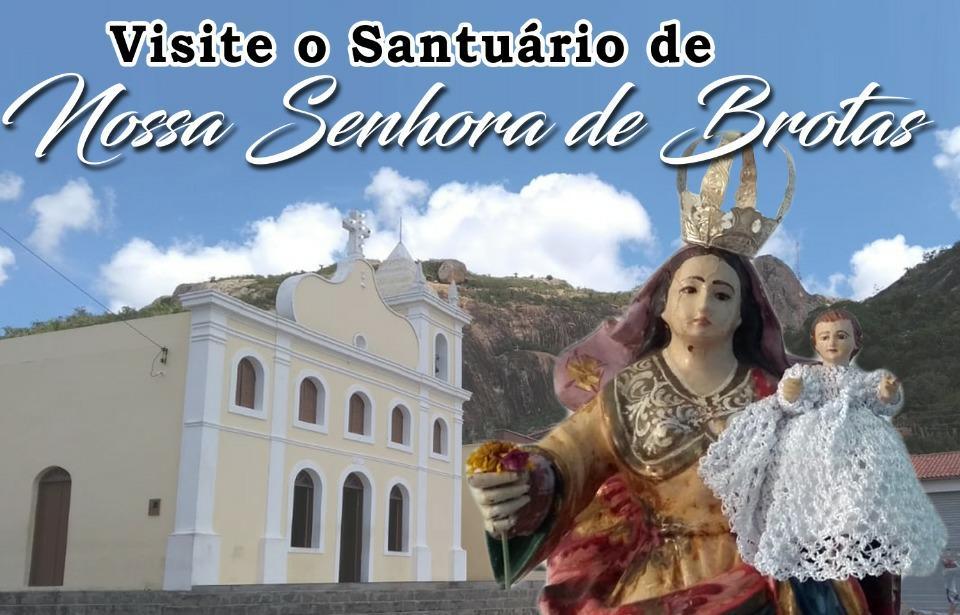 SANTUÁRIO DE BROTAS