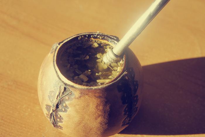 瑪黛茶-來自南美的機能茶