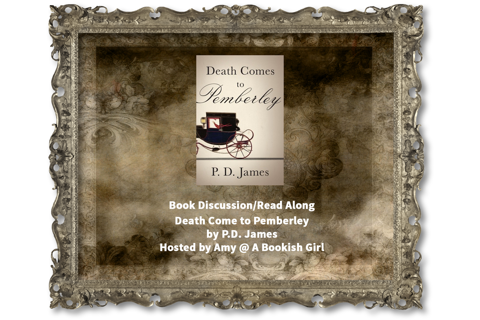 Read along:  Death Comes To Pemberley