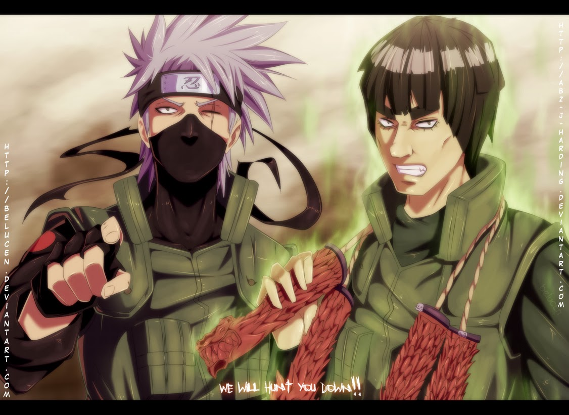 Naruto chap 666 Trang 22 - Mangak.info
