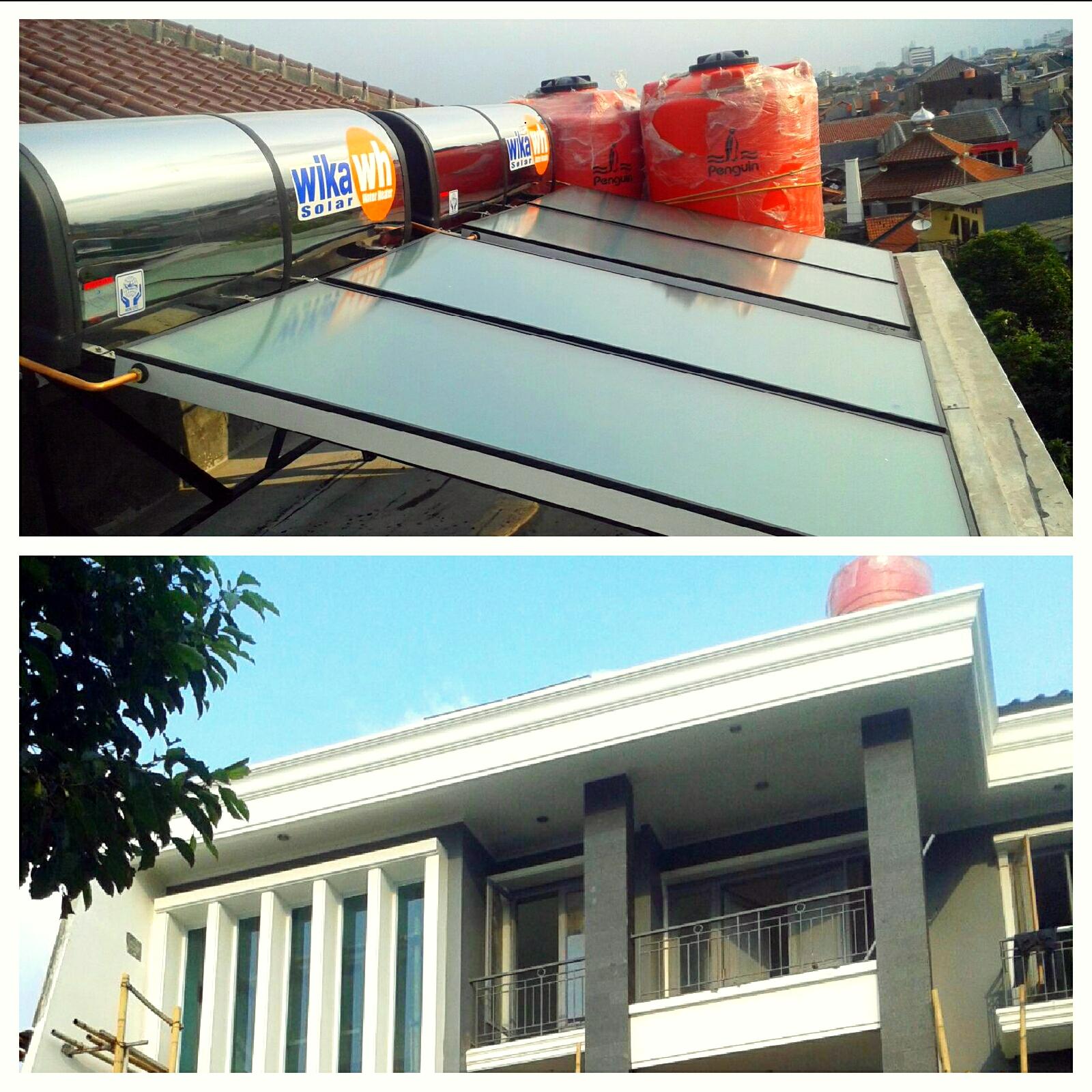 Distributor Pemanas Air Wika Lxc 150 Tenaga Matahari