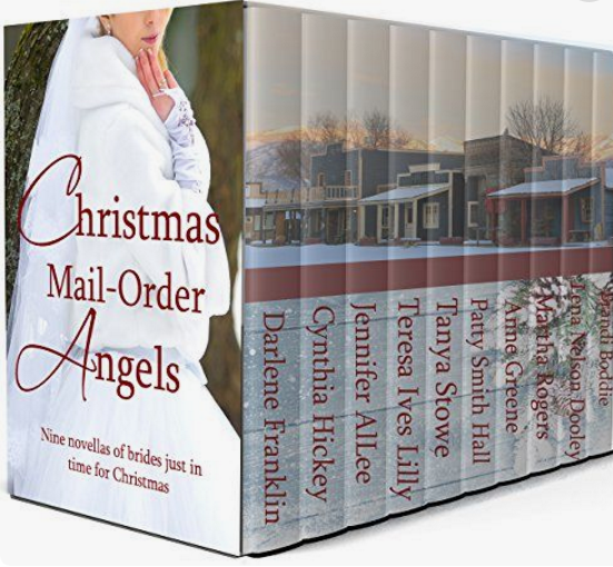 10 Christmas Novella Collection
