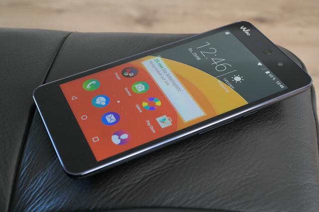Das Wiko Rainbow UP - Ein günstiges Einstiegs-Smartphone mit Android 5