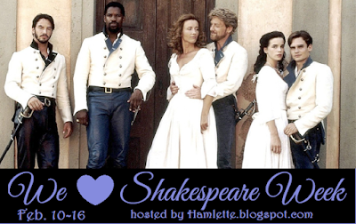 We ❤ Shakespeare Week!