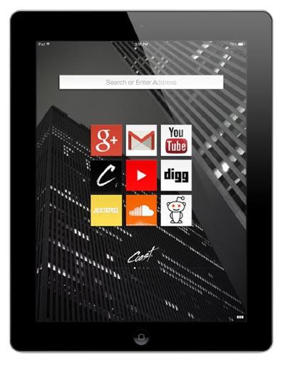 Coast 2.0, Browser untuk iPad Kini Lebih Ramping dan Cepat
