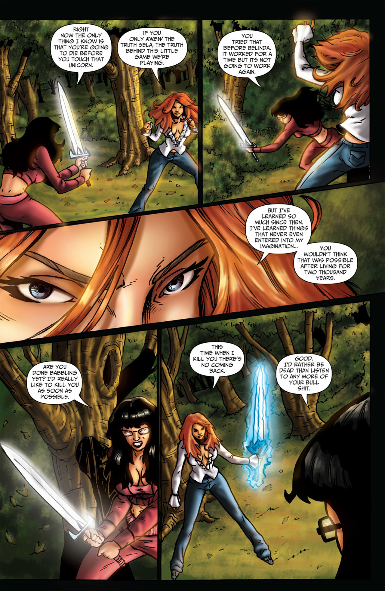 Grimm Fairy Tales (2005) Issue #43 #46 - English 14