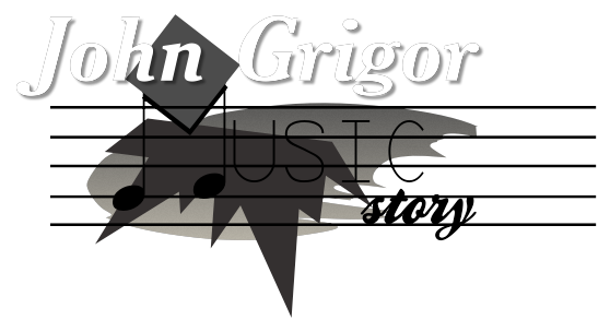 JOHN GRIGOR MUSIC BLOG