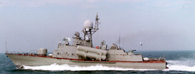 Nicaragua - Página 4 Molniya+Project+12418+Molniya+missile+boat