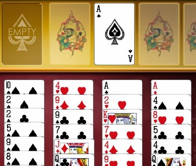 video igrica: Freecell Solitaire