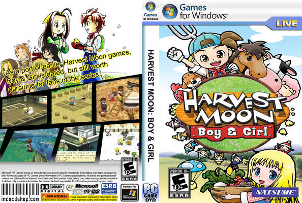 Permalink to Game Harvest Moon A Wonderful Life For Android