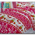 Sprei Hello Kitty Strawberry