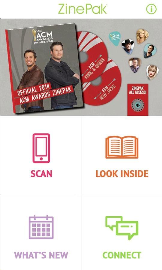 ZinePak App