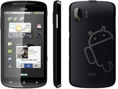 ZTE Skate Android Smart Phone Review with Specification