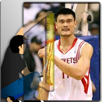 Yao Ming Height - How Tall