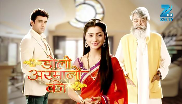 Doli Armaanon Ki Episode 376 - 1st May 2015 | Dramas Play Online