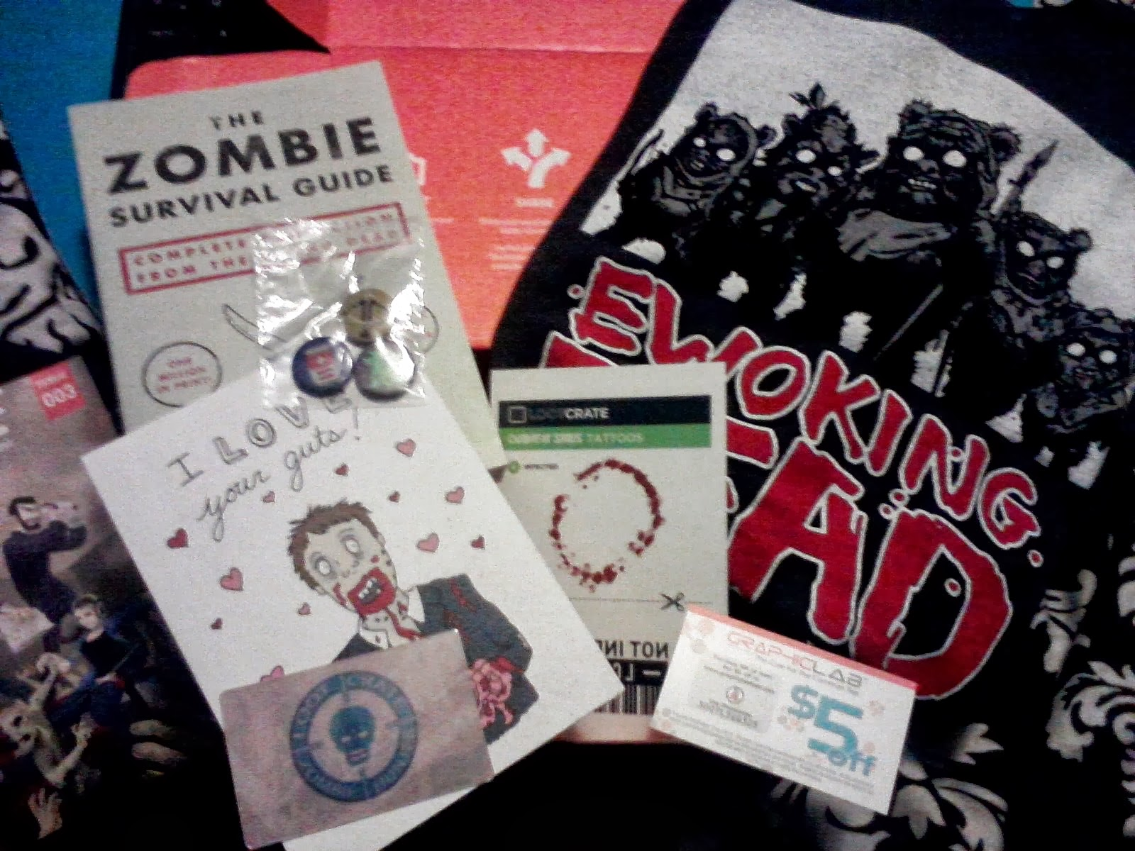 Zombie survival guide look inside volcano