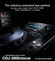 player Pioneer CDJ-2000 Nexus