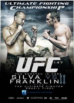 UFC 147 Facebook Preliminary Fights (2012)