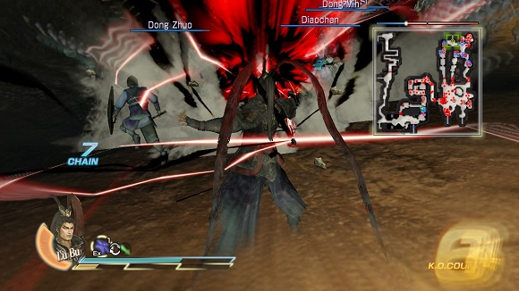Download Dynasty Warriors 8 Xtreme Legends For PC BlackBox