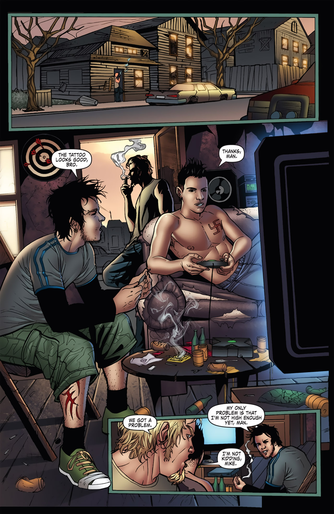 Grimm Fairy Tales (2005) Issue #15 #18 - English 3