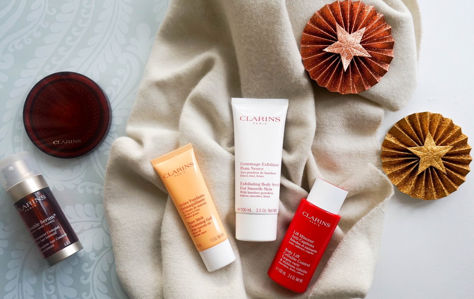 Clarins Big Beauty Gift Exclusive in Debenhams